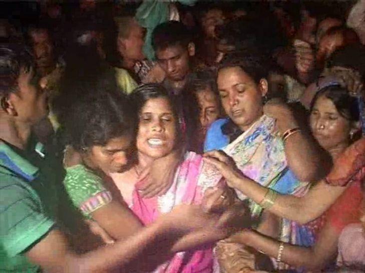 शहीद हरेंद्र यादव के लिए रात भर रोता रहा पूरा गांव