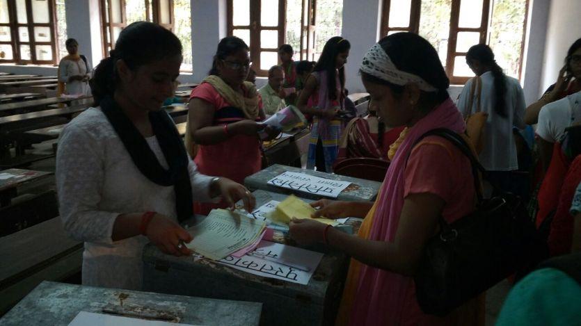 DDU छात्र संघ चुनाव: उत्साह जबरदस्त लेकिन वोटिंग महज 51.4 प्रतिशत