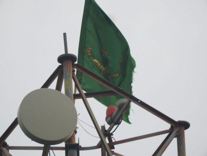 Big breaking: पाकिस्तानी झंडा फहराने के बाद जमकर बवाल, लोगों ने घेरा थाना