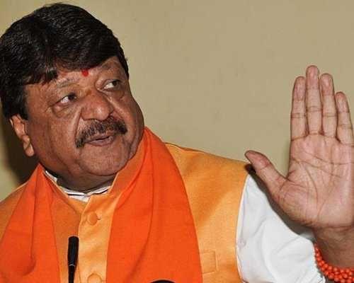 NOTE BAN : बीजेपी राष्ट्रीय महासचिव कैलाश विजयवर्गीय के हाथ हुए तंग