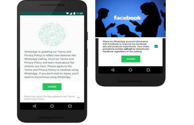 Whatsapp 25 सितंबर बाद फेसबुक से शेयर करेगी आपकी डिटेल्स, ऐसे बचें