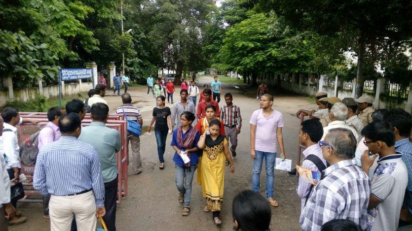 इम्तिहान में पास हुआ काशी विद्यापीठ, सीपीएटी-2016 शांतिपूर्वक सम्पन्न