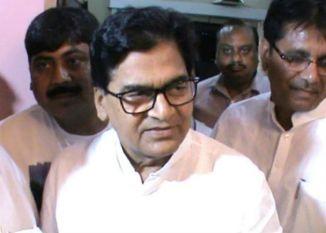 VIDEO: 'बाहरी' के सवाल पर रामगोपाल बोले- सब अंदर के हैं