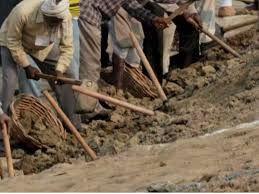 नहीं मिल रहा रोजगार, भटक रहे मनरेगा मजदूर