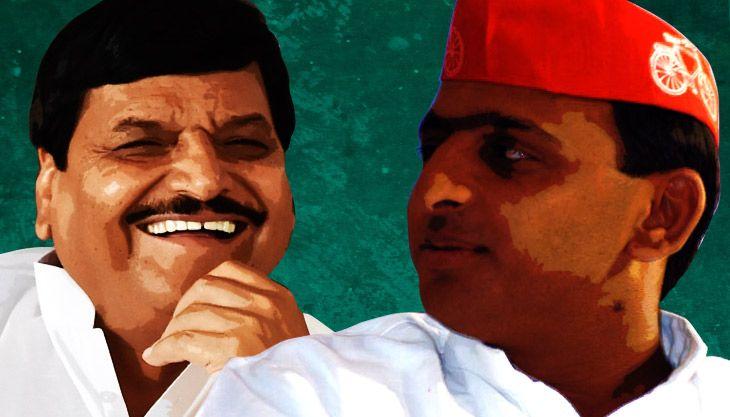 सपा के कार्यकर्ता सम्मेलन में प्रदेश अध्यक्ष शिवपाल यादव का चेहरा गायब!