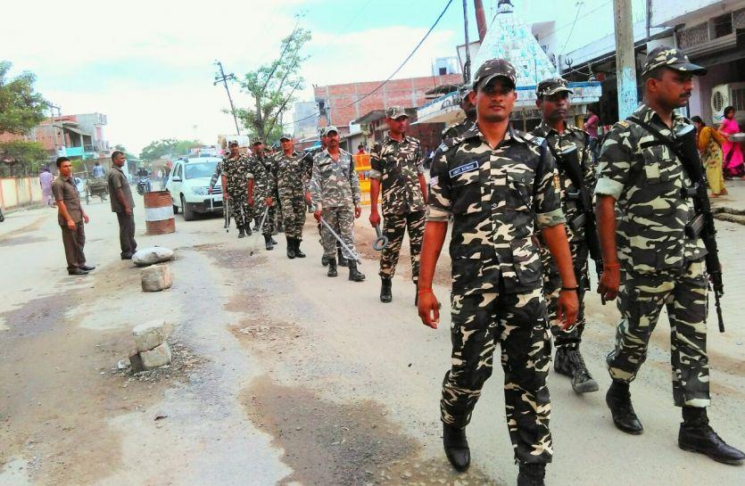 #SurgicalStrikes नेपाल सीमा पर भी खतरा, अलर्ट के बाद बढ़ाई चौकसी