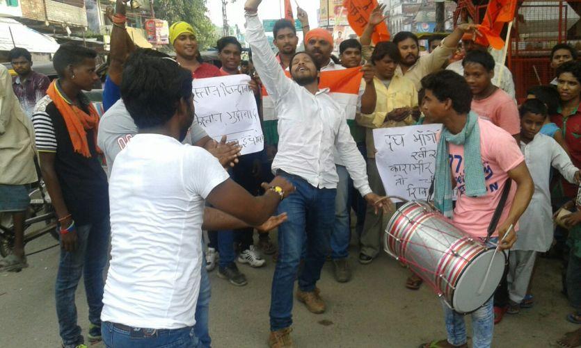 #surgical strike पाकिस्तान में दशहरा भारत में दिवाली