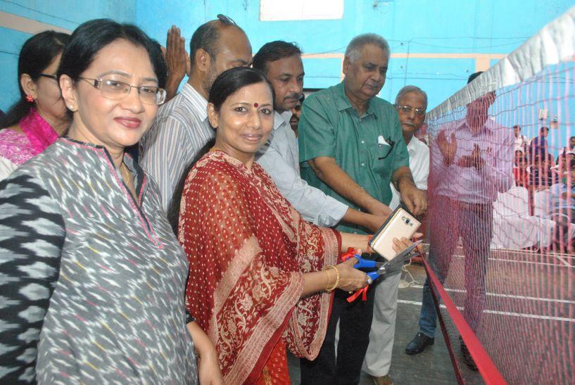 बैडमिंटन चैंपियनशिप: आजमगढ़ पब्लिक स्कूल ने फाइनल में बनायी जगह