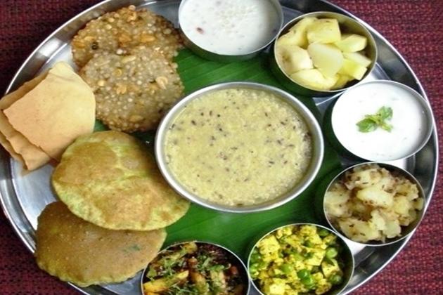 Shardiya Navratri 2016, What Should Be Diet In Fast - Shardiya Navratri  2017 : व्रत में क्या खाएं और क्या न खाएं   Patrika News