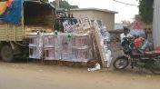 नगर में ताजिया निर्माण बड़े पैमाने पर, दूर-दराज क्षेत्रों से खरीदने आते है लोग