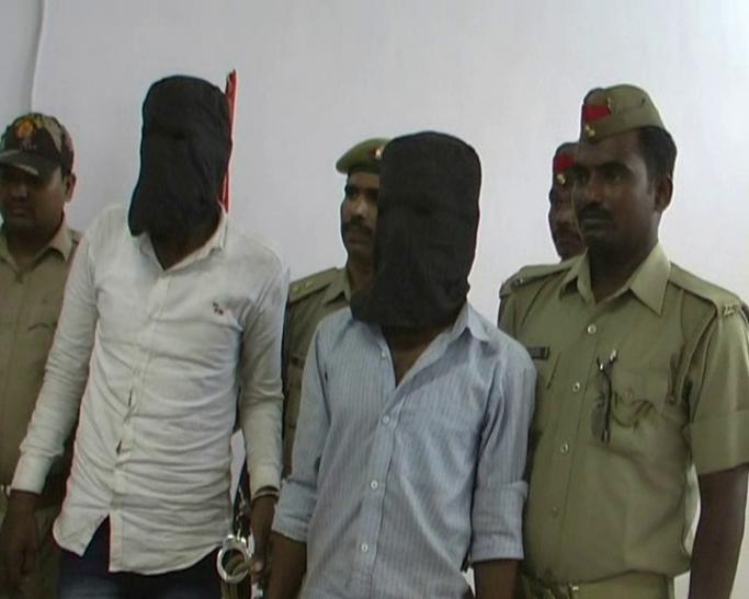 बैंक लूट की घटना का पर्दाफाश, दो गिरफ्तार, चार फरार
