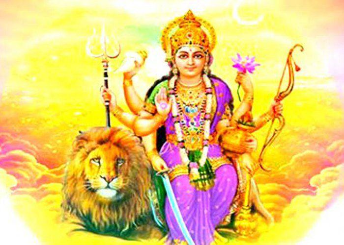 नवरात्र की नवमी, मांसिद्धिदात्रीदेती हैं सफलता का वरदान