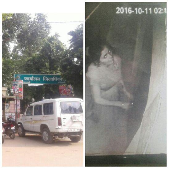 महिला चोर ने कर दी वाराणसी पुलिस की सर्जिकल स्ट्राइक