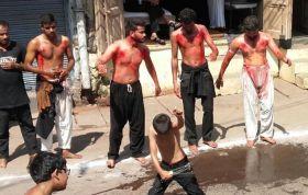 लाइव वीडियो- खून की बूंदों ने कहा या हुसैन हम न हुए...