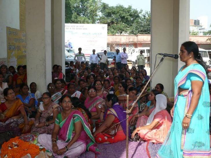 मातृत्व सप्ताह दिवस का बहिष्कार करेंगी महिला स्वास्थ्यकर्मी