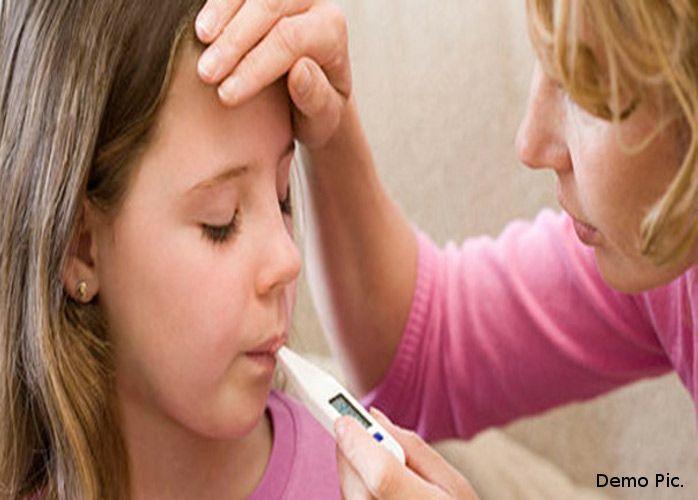 सर्दी, खांसी, जुखाम,10 दिन में 5 हजार लोग हो गए बीमार