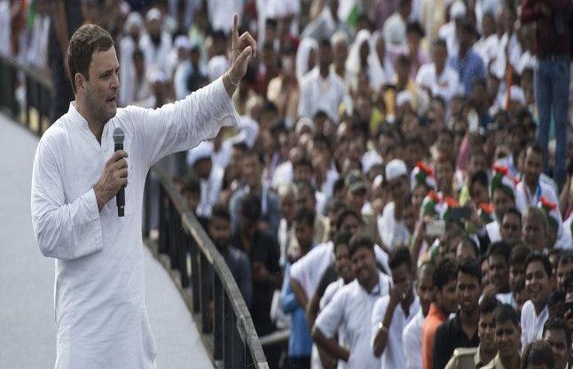 सुखी किसान ही सही मायने में विकसित भारत है : कांग्रेस
