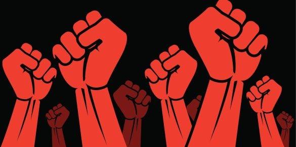 अंबेडकर अस्पताल की नर्सों ने किया प्रदर्शन, आज से हड़ताल की चेतावनी