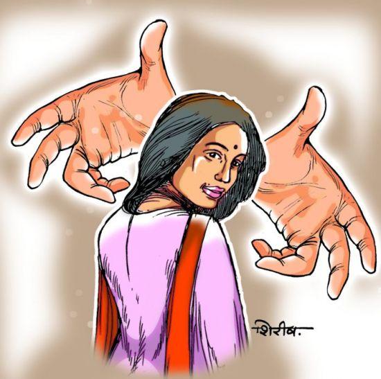 पुलिस ने बहू की हत्या के आरोप में परिवार को फंसाया
