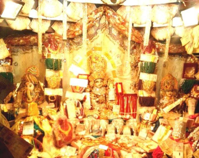 रवि पुष्य से बरसेगा महालक्ष्मी के दरबार में धन