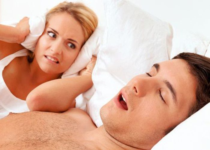 Image result for नींद में खर्राटे
