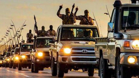 आईएस को खदेडऩे के लिए मोसुल में शुरु हुई भयंकर लड़ाई
