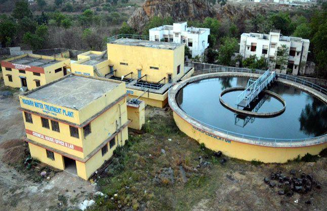 अनाधिकृत पानी के दम पर शहर में चल रही है जलआवर्धन योजना
