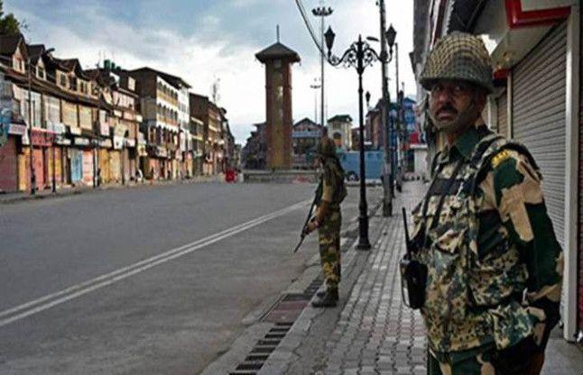 कश्मीर में लगातार 103वें दिन बंद, जनजीवन प्रभावित