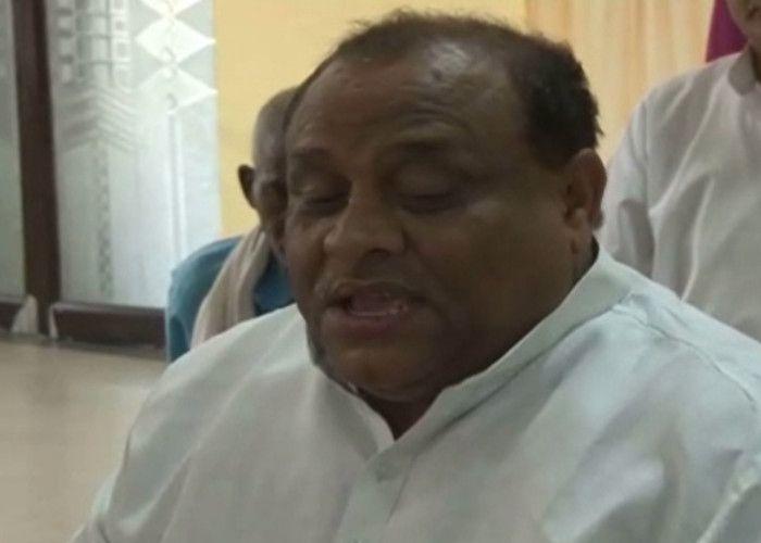 टिकट के लिए भाजपा नेताओं ने कुचक्र रचकर महेश को भिजवाया जेल: पण्डित सिंह