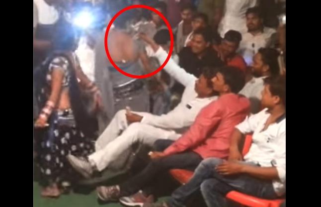 सपा विधायक का वीडियो वायरल, डांसर के साथ कर रहे थे अशोभनीय हरकतें