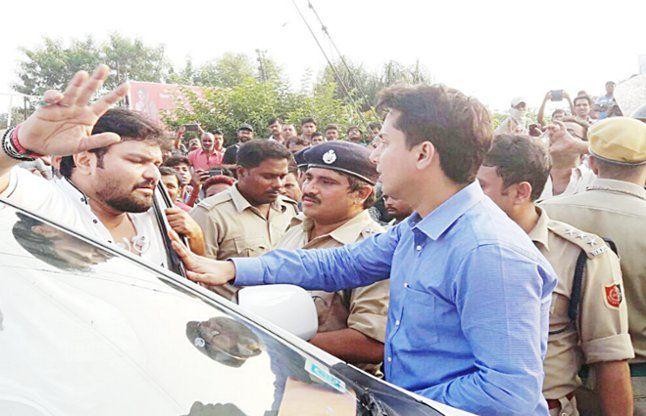 केन्द्रीय राज्यमंत्री बाबुल सुप्रियो पर हमला
