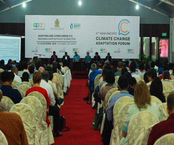 जलवायु परिवर्तन पर कोलंबो से सीधी रिपोर्ट, 1000 किसान हुए शामिल