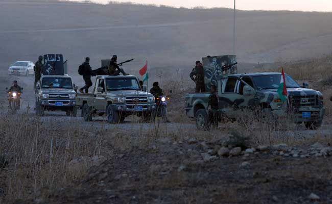 ISIS मोसुल में नागरिकों को बना रहा है 'मानव ढाल'
