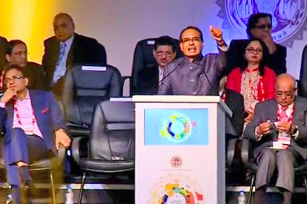 #GIS_2016:पुष्य नक्षत्र से पहले शुभ संकेत, CM के वायदों से खुश हैं CEO's