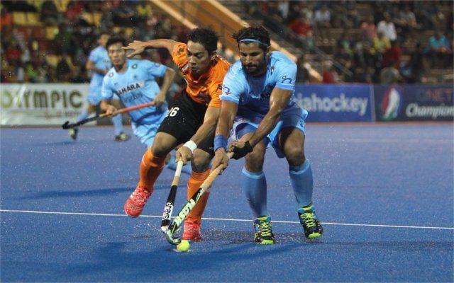 आमंत्रण हॉकी में भारत ने मलेशिया को 4-2 से हराया