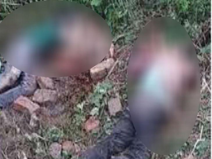 यूपी के आजमगढ़ में भीड़ का तालिबानी इंसाफ, दो बदमाशों को पीट- पीटकर मार डाला