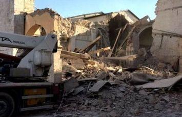 इटली में 6.5 तीव्रता का भूकंप, ऐतिहासिक इमारतें कांपी