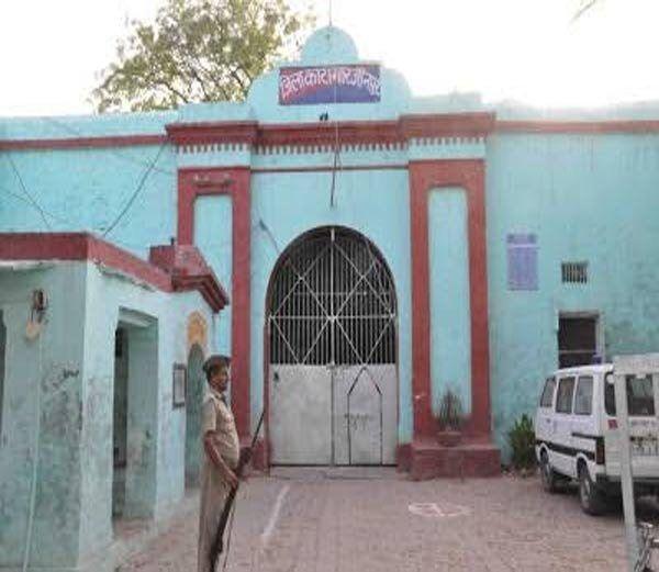 खतरे में जौनपुर जेल की सुरक्षा, कभी भी हो सकता है बड़ा हादसा