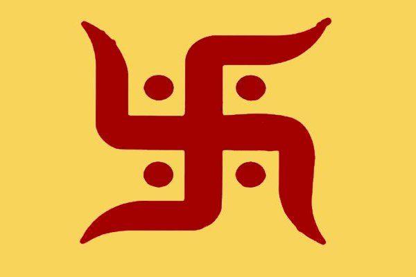 शुभमंगल का प्रतीक है स्वास्तिक, मध्य में बसते हैं भगवान विष्णु
