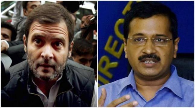 जानिए किसने कहा, स्टूडेंट यूनियन इलेक्शन के लायक ही हैं राहुल और केजरीवाल