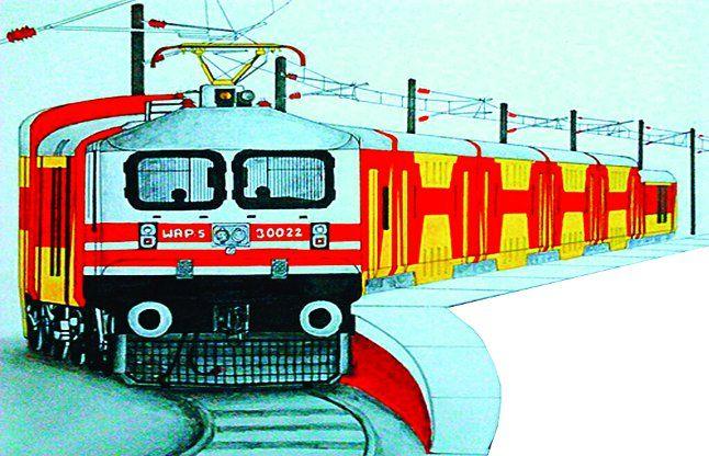 ये क्या चुनरी से हाथ बांधकर ट्रेन के सामने कूद गए नाबालिग प्रेमी युगल