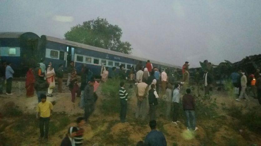 कानपुर ट्रेन हादसे में आजमगढ़ के तीन युवकों की मौत, परिवार में मचा कोहराम