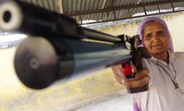 गूगल तक पहुंची शूटर दादी प्रकाशो तोमर, जमकर बजी तालियां