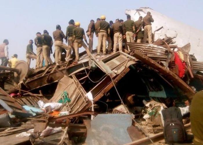 मोदी सरकार की सबसे बड़ी असफलता है रेल हादसा: कांग्रेस