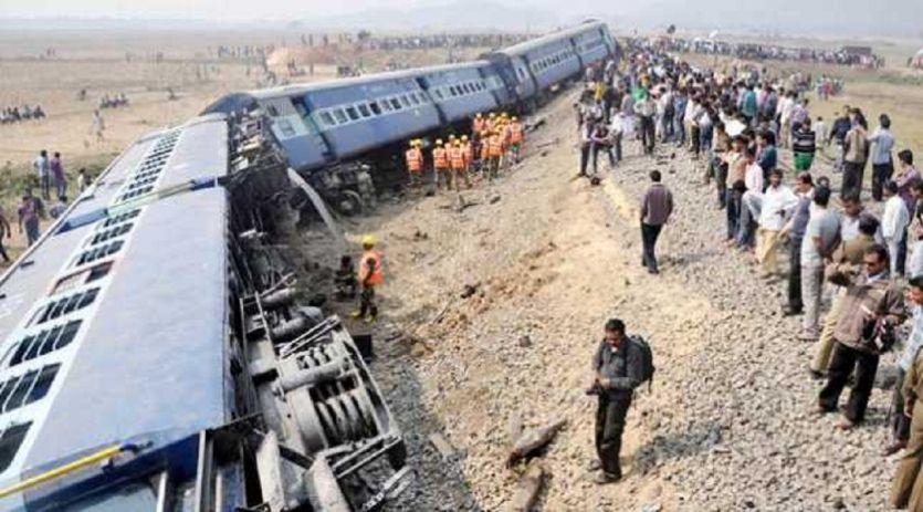 ट्रेन हादसा: दम तोड़ चुके हैं पूर्वांचल के दो दर्जन लोग