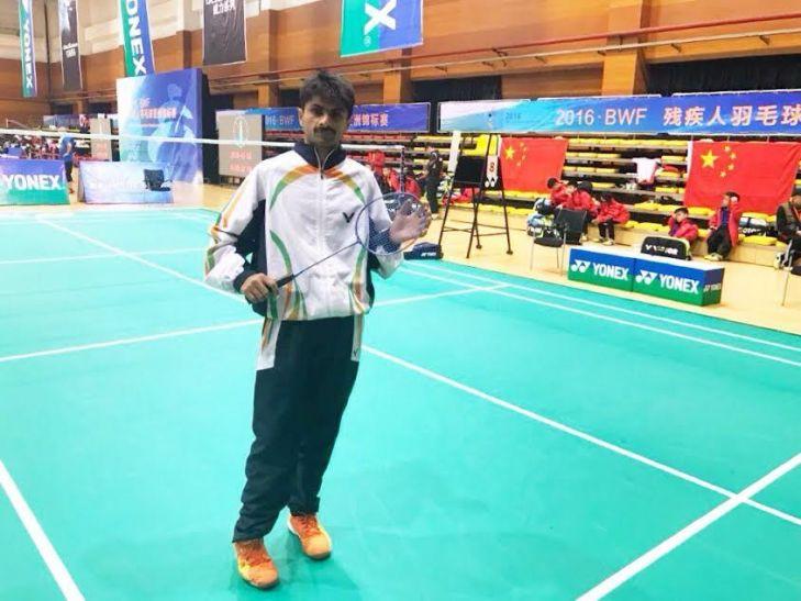आजमगढ़ के डीएम के नाम नई उपलब्धि, एशियन पैराबैडमिंटन चैंपियनशिपके युगल के सेमीफाइनल में पहुंचे