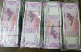 हैदराबाद में 2,000 रुपए के नकली नोट जब्त, 6 गिरफ्तार