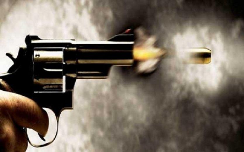 भगतपुर गांव में गोलीबारी, दहशत का माहौल