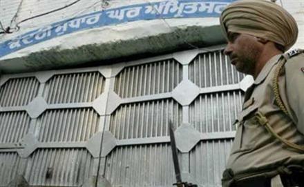 आतंकियोंं को रोकने में विफल छह पुलिसकर्मियों पर गाज