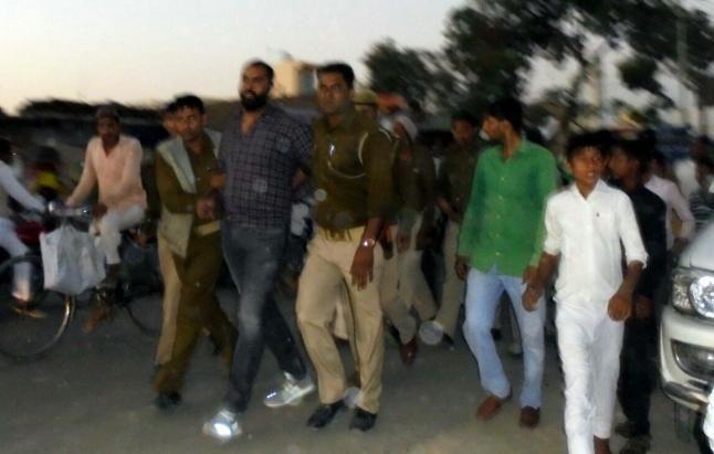 #PunjabJailBreak: कैराना में पकड़ा गया संदिग्ध, 1 SLR, 3 Rifle और 200 जिंदा कारतूस बरामद